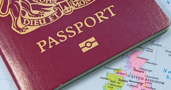 英国的特许居留许可