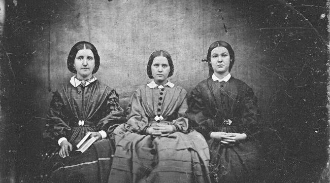 勃朗特三姐妹