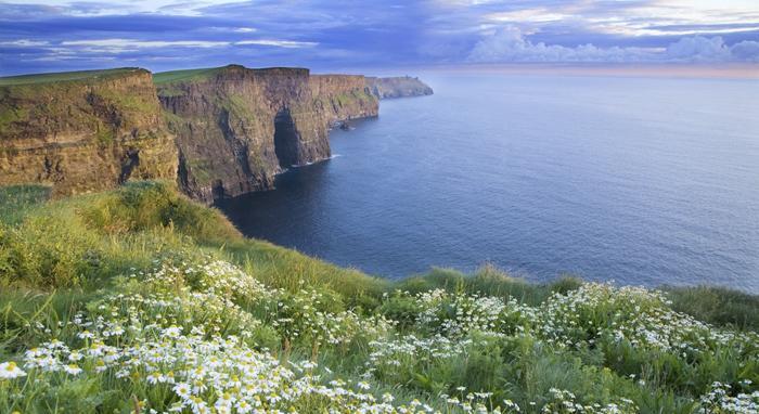 莫赫悬崖(Cliffs of Moher)