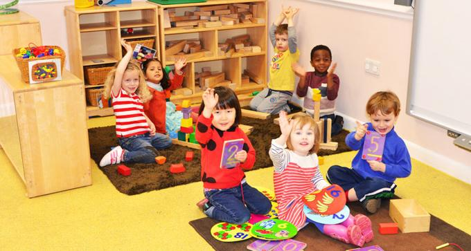 英国幼儿园