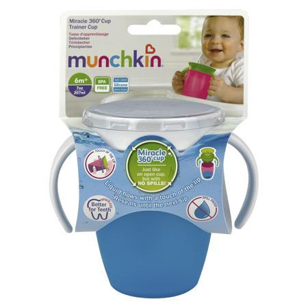 Munchkin Miracle 360度水杯