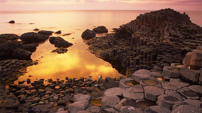 巨人堤道(Giant's Causeway)