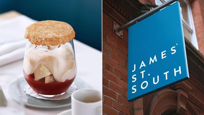 詹姆斯街南餐厅(James St. South Restaurant)