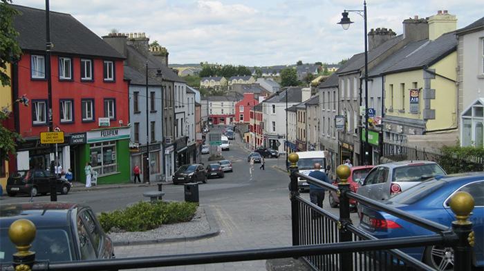博伊尔 Boyle Historic Town