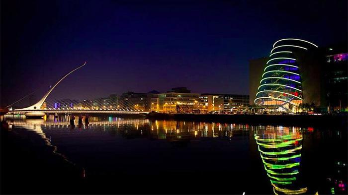 爱尔兰夜景