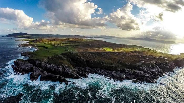 爱尔兰最北端