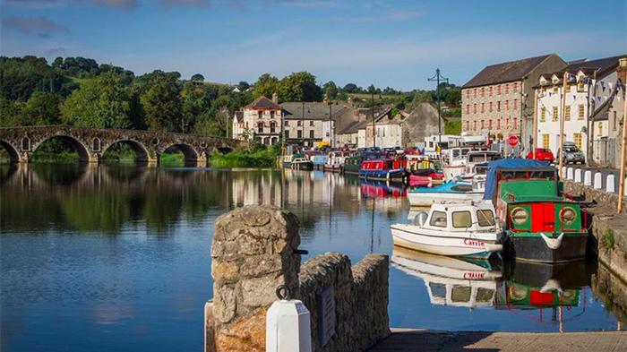 爱尔兰渔村