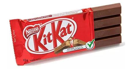 Kitkat威化饼