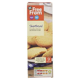 Morrison Short Bread