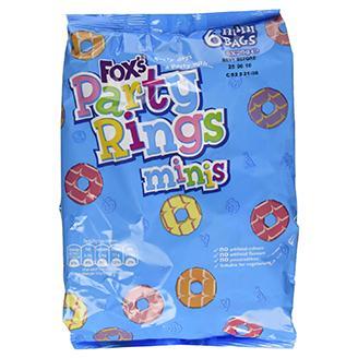 Fox s饼干系列