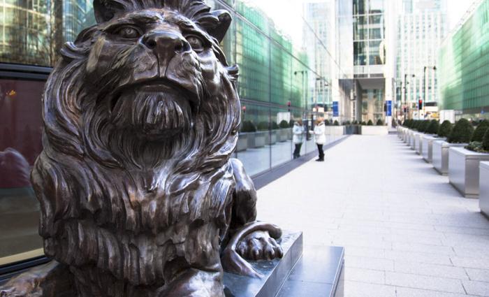 """被称作""""狮子银行""""的汇丰"""