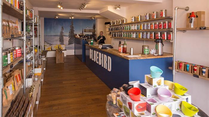 蓝鸟茶公司(Bluebrid Tea Co.)