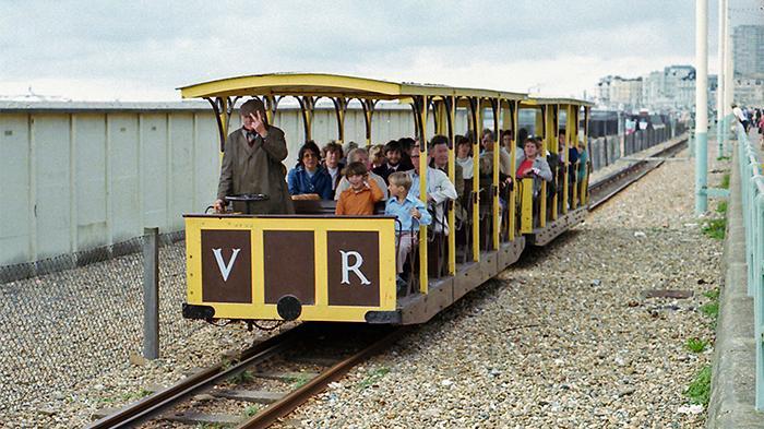 沃尔克电气铁路(Volk's Electric Railway)