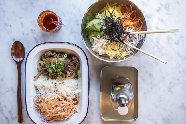 On The Bab韩国料理