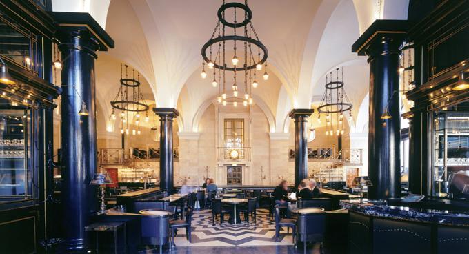 伦敦The Wolseley餐厅推荐