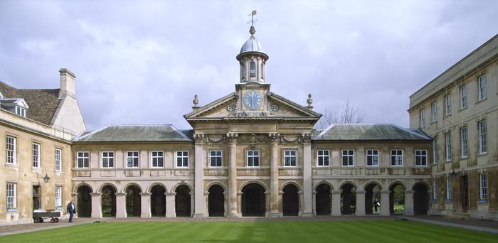 剑桥的建筑