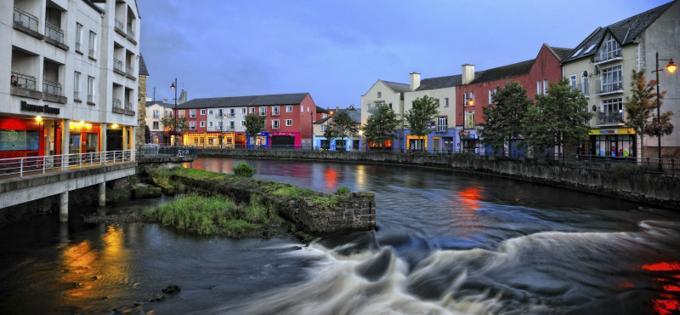 叶芝故乡Sligo