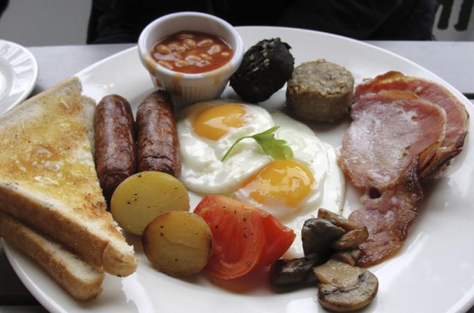 爱尔兰早餐