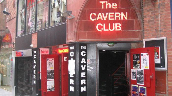 洞穴俱乐部(The Cavern Club)