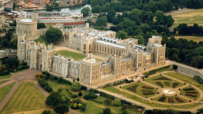 温莎古堡(Windsor Castle)