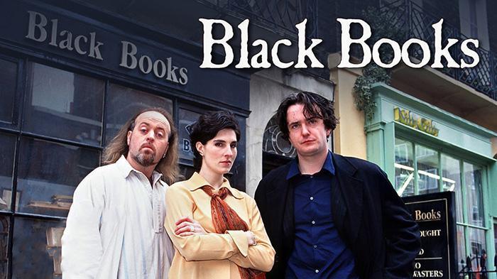 布莱克书店(Black Books)