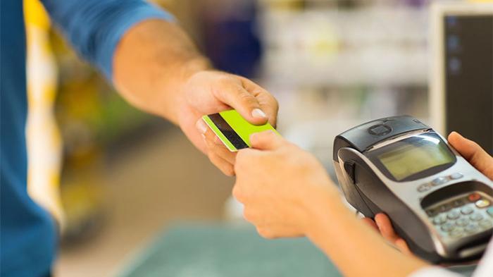 在英国刷卡消费