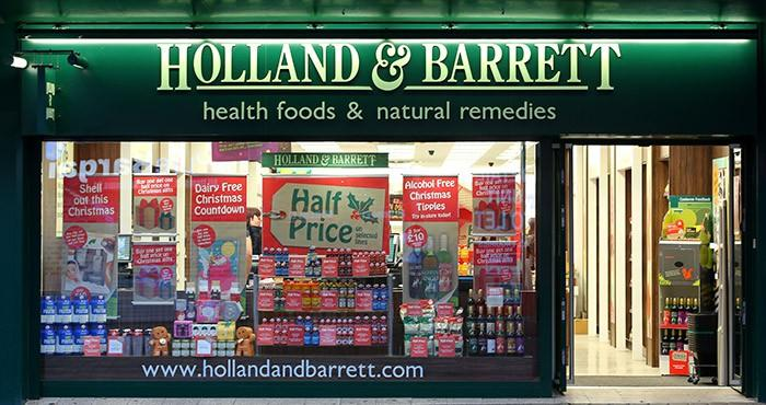 Holland Barrett
