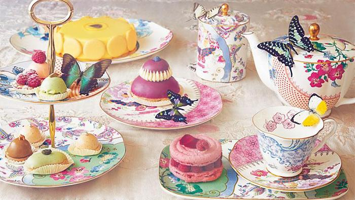 Wedgwood:Butterfly Bloom