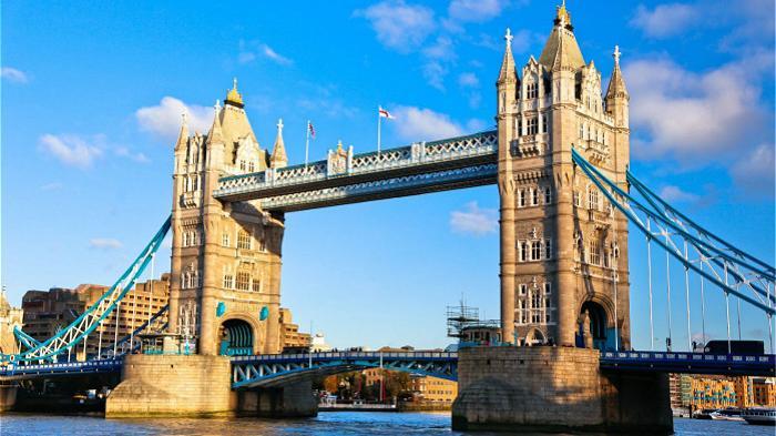 Tower Bridge(伦敦塔桥)