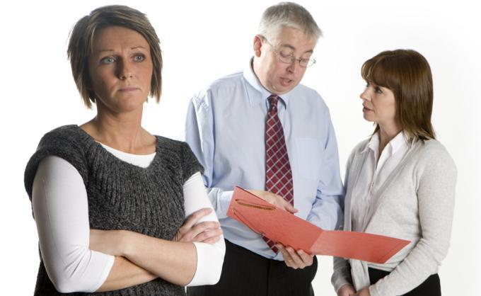 职场欺凌和骚扰