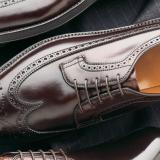 那些印刻着英伦情节的高端男鞋