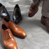 英国的高端男士鞋履品牌推荐