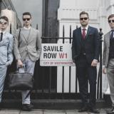 【Savile Row】伦敦萨维尔街的荣光
