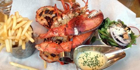 【Burger and Lobster】一家专门吃龙虾和汉堡的餐厅连锁