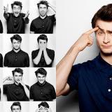 """【Daniel Radcliffe】""""哈利·波特"""" 丹尼尔·雷德克里夫的蜕变"""