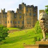 漫谈英国古堡:温莎、爱丁堡和阿尼克