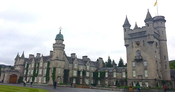 巴尔莫拉城堡