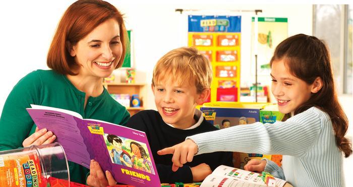 孩子学习英语