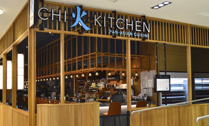 小清新泛亚太料理Chi Kitchen