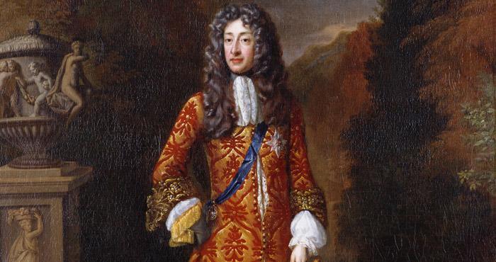 詹姆士二世
