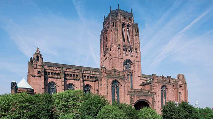 Cathedral Church of Christ in Liverpool