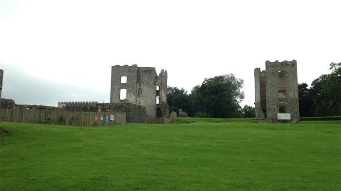 谢恩城堡(Shane's Castle)