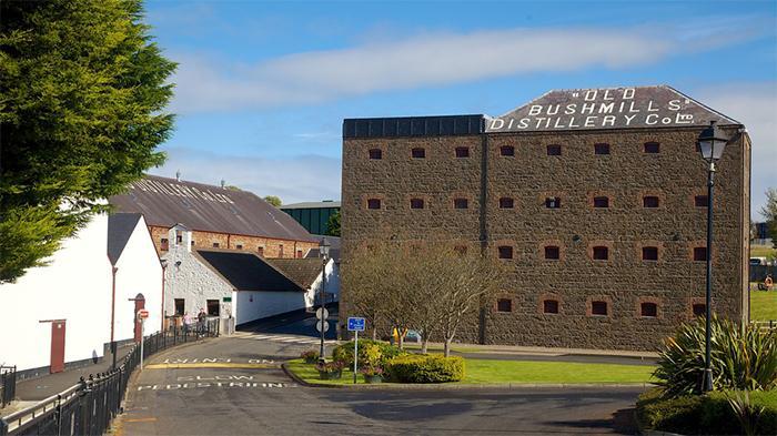 Old Bushmills' Distillery