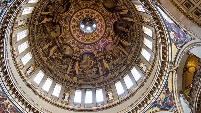 圣保罗大教堂(St. Paul's Cathedral)