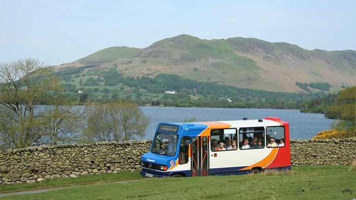 湖区公交车