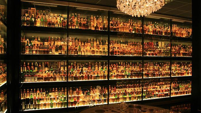 苏格兰威士忌体验中心(Scotch Whisky Experience)