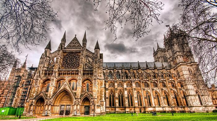 威斯敏斯特教堂(Westminster Abbey)