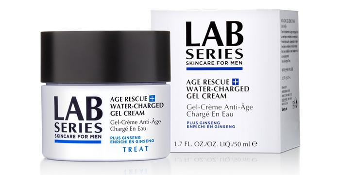 Lab Series Age Rescue+ Water-Charged Gel Cream(朗仕青春抗皱水凝面霜)