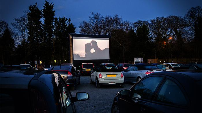 Route 66 Drive-In Cinemas