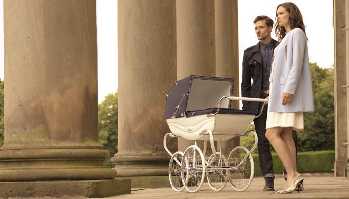 Silver Cross英国皇室御用婴儿床